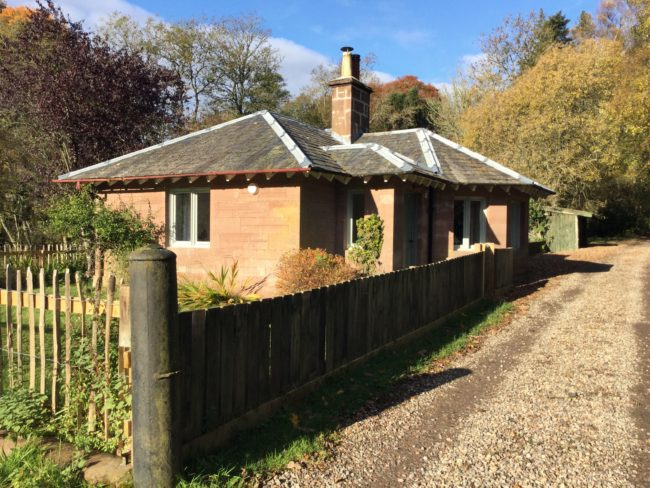 Bamff Gate Lodge