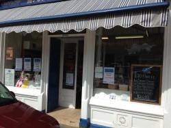 The Alyth Butcher's shop